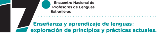 17° Encuentro Nacional de Profesrores de Lenguas Extranjeras
